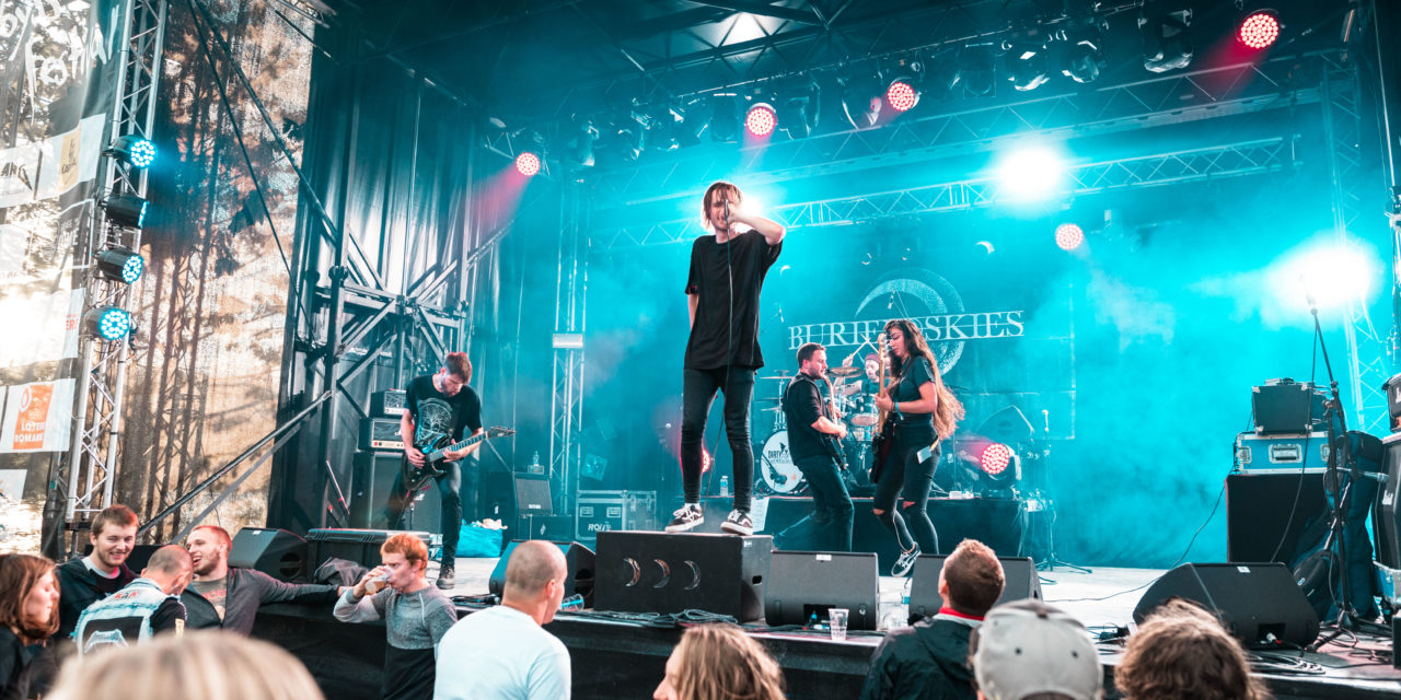Buried Skies @ Abyss Festival 2018