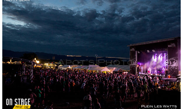 Plein Les Watts Festival – Plans-les-Ouates 17 août 2019