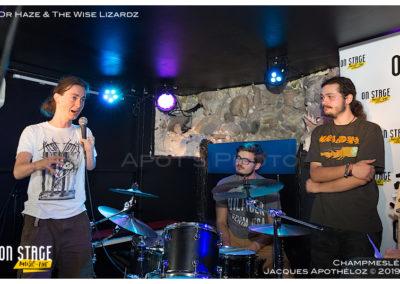Interview de Dr Haze & The Wise LizardzChampmeslé_Jacques Apothéloz 18.9.19 6