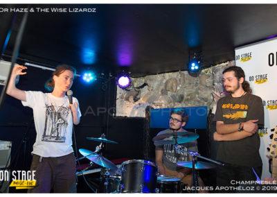 Interview de Dr Haze & The Wise LizardzChampmeslé_Jacques Apothéloz 18.9.19 7