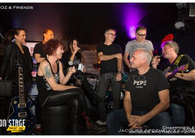 OZ & Friends_Champmeslé_Jacques Apothéloz 30.10.19 14