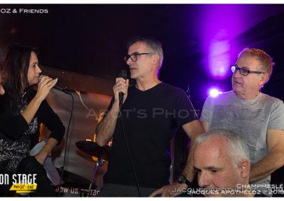 OZ & Friends_Champmeslé_Jacques Apothéloz 30.10.19 15