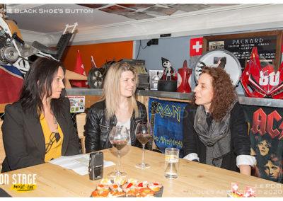Interview de The Black Shoe's Button_Le PDB_Jacques Apothéloz 29.01.20 4