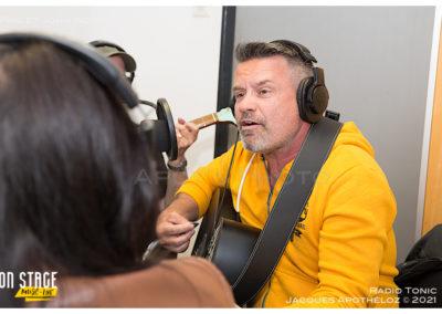 Interview avec Phil et John Woolloff-Radio Tonic_Jacque 5Apothéloz 30.05.21 11