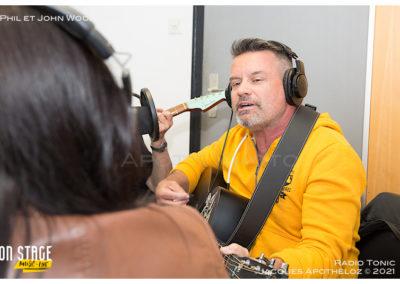 Interview avec Phil et John Woolloff-Radio Tonic_Jacque 5Apothéloz 30.05.21 12
