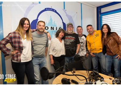 Interview avec Phil et John Woolloff-Radio Tonic_Jacque 5Apothéloz 30.05.21 17