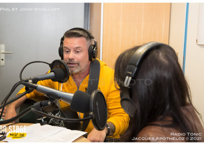 Interview avec Phil et John Woolloff-Radio Tonic_Jacque 5Apothéloz 30.05.21 4