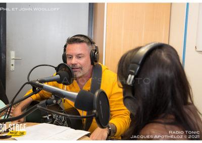 Interview avec Phil et John Woolloff-Radio Tonic_Jacque 5Apothéloz 30.05.21 5