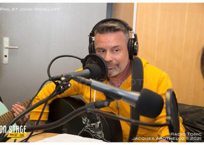 Interview avec Phil et John Woolloff-Radio Tonic_Jacque 5Apothéloz 30.05.21 6