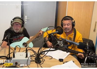 Interview avec Phil et John Woolloff-Radio Tonic_Jacque 5Apothéloz 30.05.21 7
