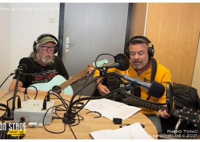 Interview avec Phil et John Woolloff-Radio Tonic_Jacque 5Apothéloz 30.05.21 8
